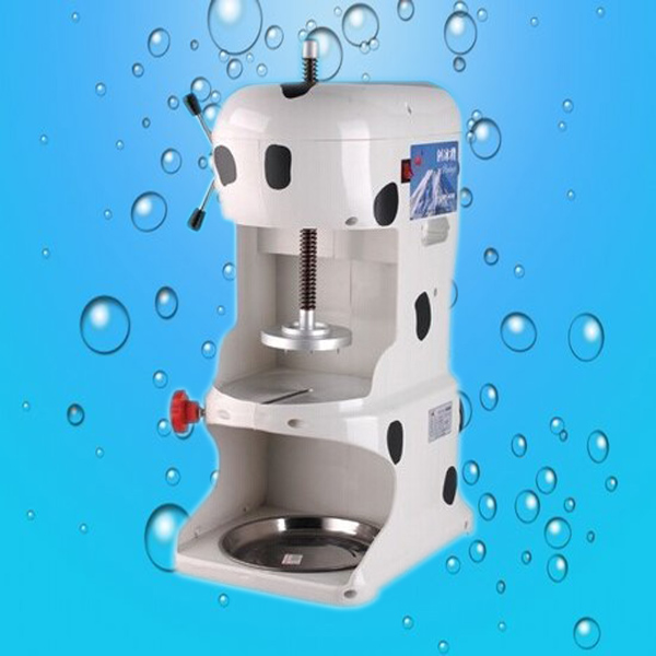 High efficiency commercial ice shaver snow cone machine, snow cone & ice shavers