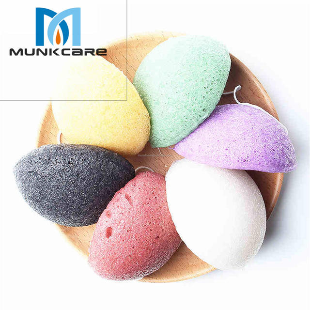 Hottest Promotional Baby Bath Konjac Spongebeauty care tools cosmetic tools