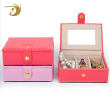 Factory Oem Custom Handmade Mirror Box Wholesale Mirrored Jewelry Box