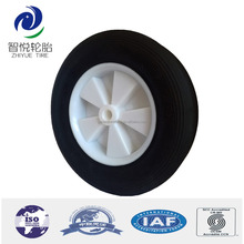 8inch wheel rubber wheel for hand truck