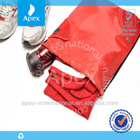 drawstring shoe bag nylon