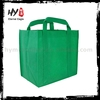 Hot recommended pp nonwoven promotion bag, reusable nonwoven tote, polyester foldable shopping bag