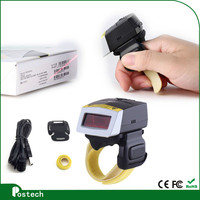 Barcode Reader--- Handheld 2D barcode reader, WiFi, Bluetooth,Optional GPRS support