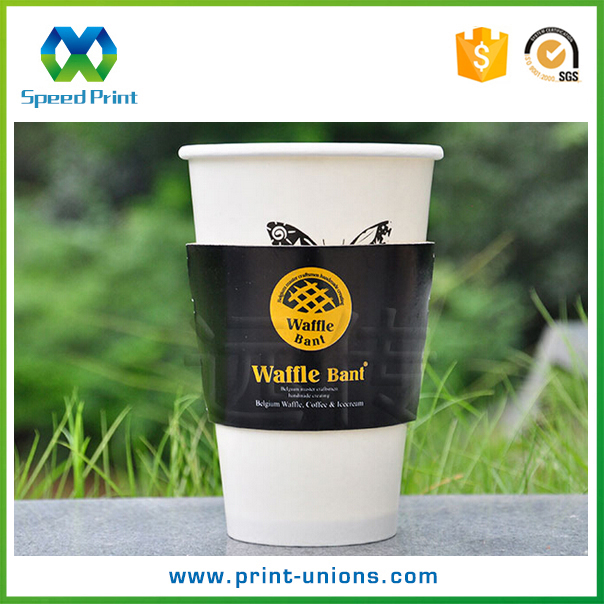 Cheap black sleeve for coffee cup black coffee sleeve cup sleeve