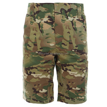 Men's Multicam Camouflage Army Short Pants Sport Pants