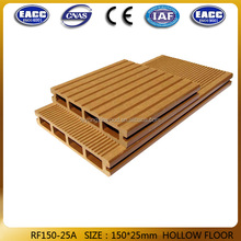 Outdoor Solid WPC Decking/Home Flooring150*25