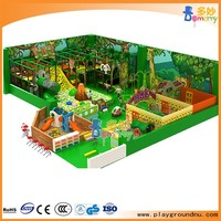 Adorable design Kids indoor playground park play equipment for parks games toys