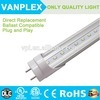 2ft 4ft 8ft G13 Fa8 Dlc T8 Led Light Tubes With Ballast Compatible High Quality T8 Led Tube Light