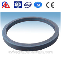 S45C/C45 Carbon Steel Forging Seamless Ring