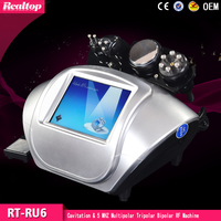 5 In1 40K Ultrasound Cavitation Ultrasonic lipo Cavitation Machine Fast Cavitation Slimming System RF Radio Frequency Machine