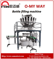 Low Price Full Automatic Rotary Bottle