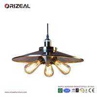 Regent 3-bulb 3 Light Unique Plate Pendant Lighting Oz-al651 - Buy ...