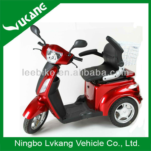 500W Small Electric Utility Tricycle Suppliers