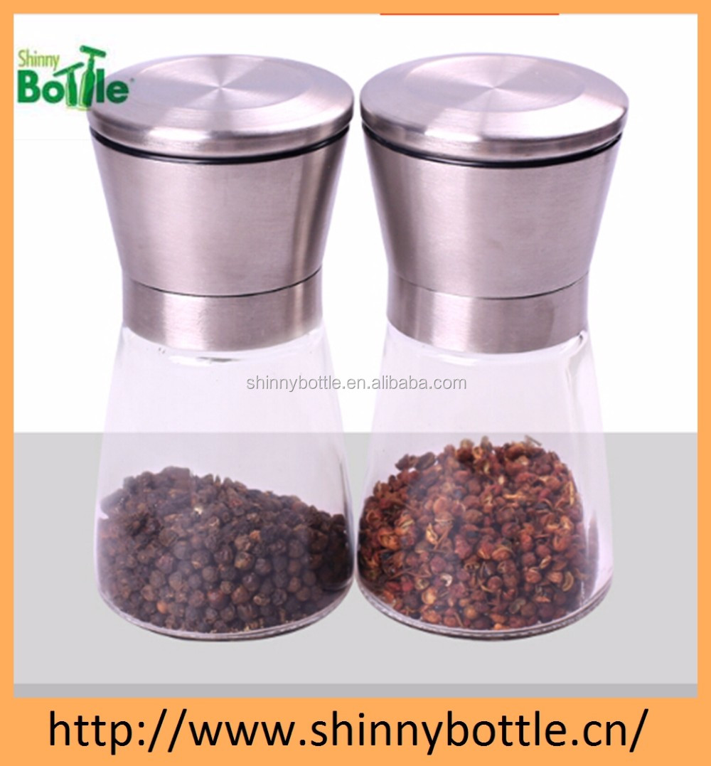 easy-to-use ceramic salt and pepper grinder wholesale