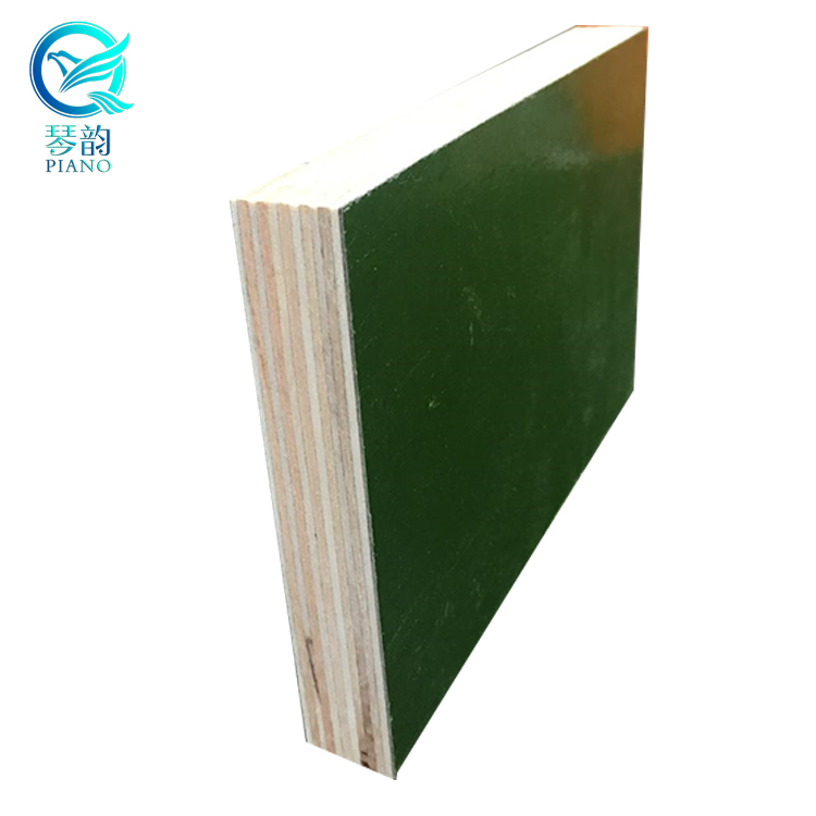high quality 4x8 18mm pp plastic plywood sheet for construction