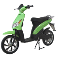 2 seat electric scooter lithium electric moped