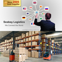 Reliable Fast China to Worldwide Consolidation Door to door shipping service
