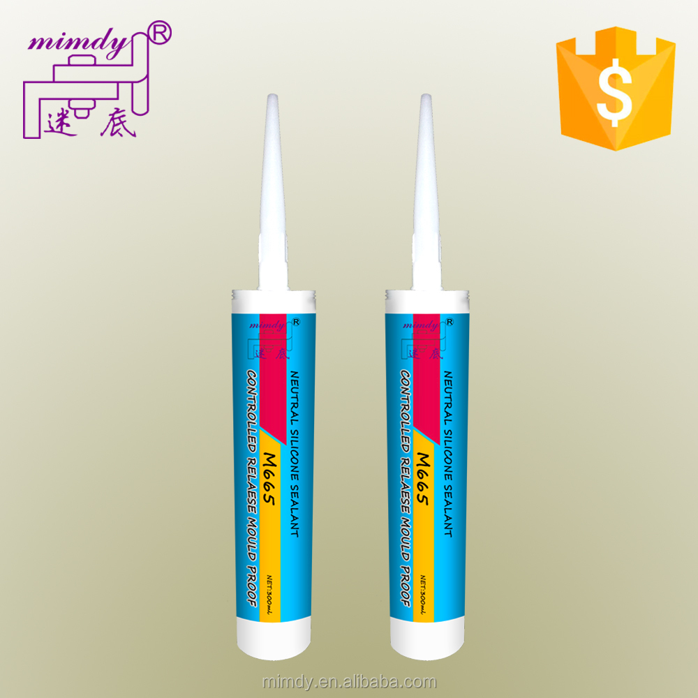 Metals Excellant and waterproof high temperature silicone sealant