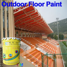 Sport center floor gymnasium outdoor polyurethane self-leveling coating