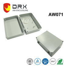 High-impact Casing Aluminium Project Enclosure /Box