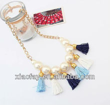 Personalized style Cheap Vintage Chunky Bib statement Choker necklaces 2013