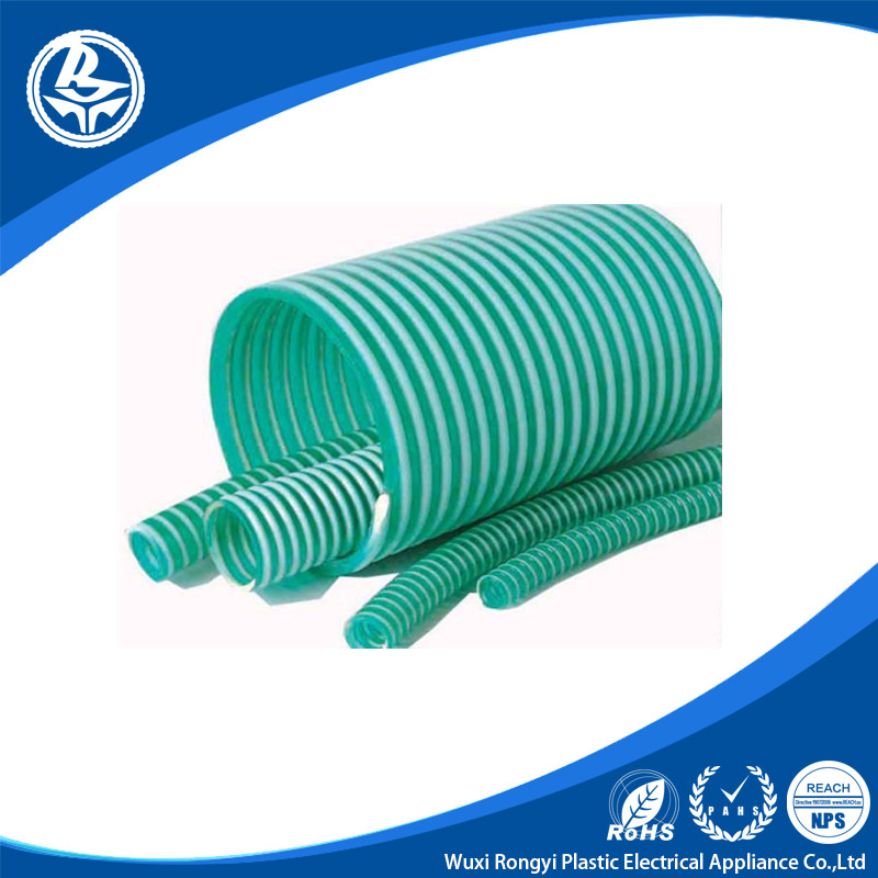 PVC Spiral Reinforced Flexible Suction conductive hose