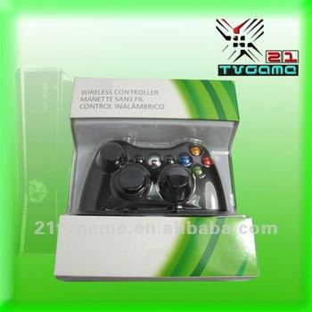 Wireless controller For XBOX360,hotsale joysticker