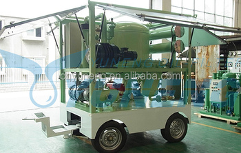 Portable Vacuum Transformer Oil Purifier ( Always Reliable )