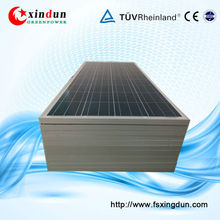 Professional manufacture made solar panel 50w