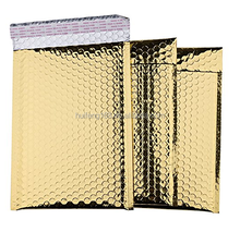 Gold Bubble Mailers Padded Envelopes 7.5x11 inch Bubble Envelopes