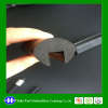 High performance rubber edge protection strip