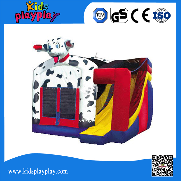 KidsPlayPlay New Arrival PVC Material Inflatable Animal Theme Bounce House
