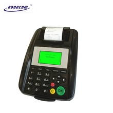 Linux system POS Terminal with Barcode scanner printer for loyalty card accept OEM ODM