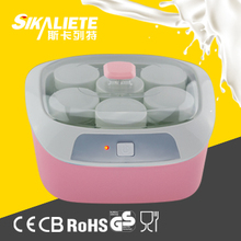 1.2L yogurt maker with 6 glass