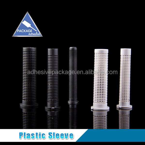 Plastic Anchor Bolt Sleeve For Concrete