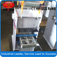 Small Portable Digital Automatic Plastic Cup Sealing Lid Machine