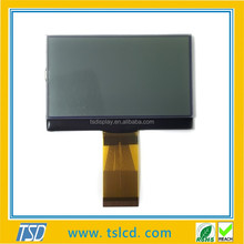 12864 COG LCD monochrome 128*64 lcd module used in industrial field