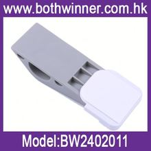 Colored plastic door stopper ,h0tCC door wind stopper for sale