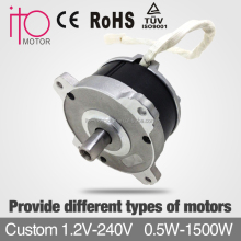 100mm high torque 18v dc brushless fan motor