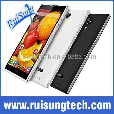 "Original Cubot P7 MTK6582M Cortex A7 Quad Core 1.3GHz Android 4.2.2 3G cellphone 5"" IPS screen"