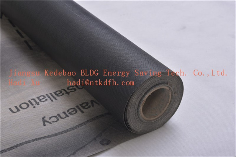 Kedebon synthetic pp pe membrane for roof underlayment