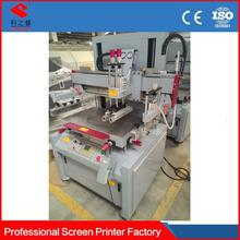 Real factory Wholesale plane vertical screen printing machine