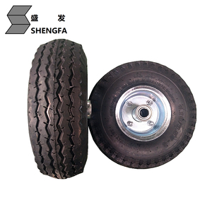 "10""x3.50-4"" pneumatic wheel, pneumatic rubber wheel 10""x3.50-4, pneumatic rubber wheel 4.00/3.50-4"