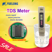 3-in-1 Pen Type Handheld Digital TDS 3 Meter with PPM Temperature for Aquarium Drinking Water Hardness Tester Hold China Price