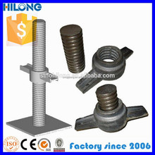 material de construction, scaffold screw jack