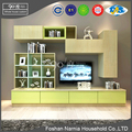 light color big storage mdf tv stand cabinet for bedroom furniture