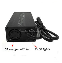 18650 Lithium Battery Charger for 72V 20S Battery Pack