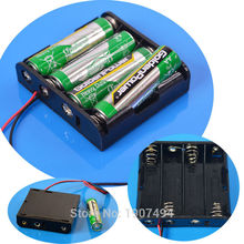 Output 6 V Batteries Battery Box holder Switch