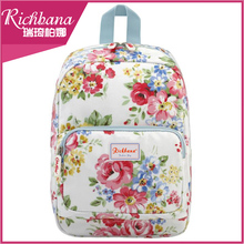 Richbana new style bright full printed color personalized backpack
