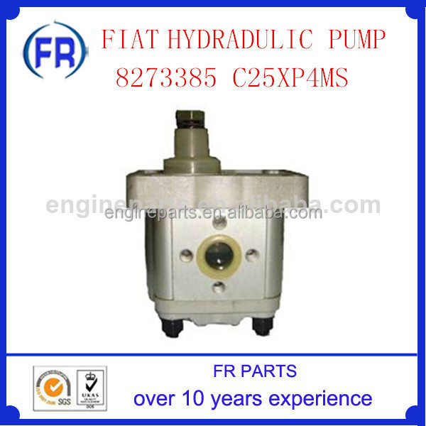 hydraulic pump 8273385 for fiat tractor